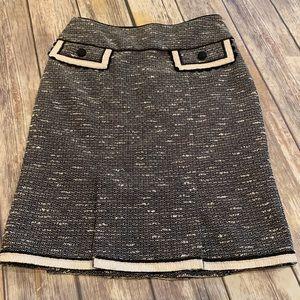 Anthropologie Nanette Lepore Skirt Size 2